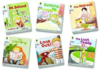 STAGE 1 WORDLESS STORIES A PACK (Oxford Reading Tree)