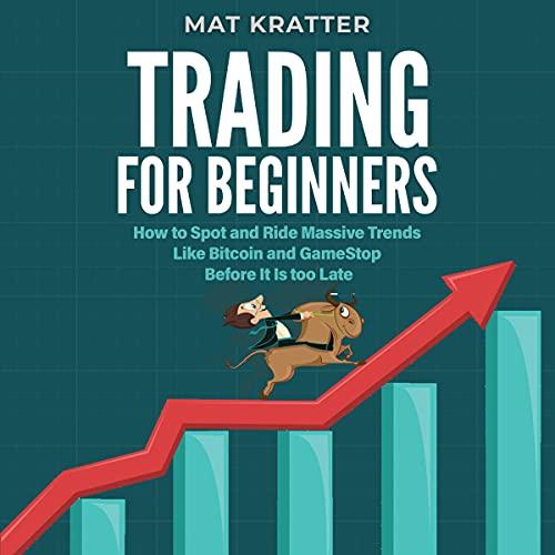 Trading for Beginners cover art