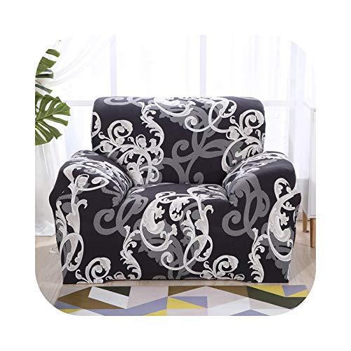 Sofabezug, elastisch, moderner Sofabezug, für Wohnzimmer, Sessel, 1/2/3/4 Sitze, Farbe 15-3 Seater 190-230 cm