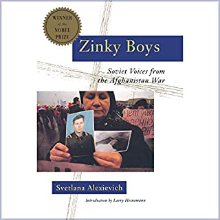 Zinky Boys cover art