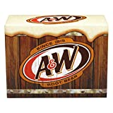 A&W Root Beer 12oz (355mL) - 12 Pack inkl. 3,00 Euro DPG-Pfand