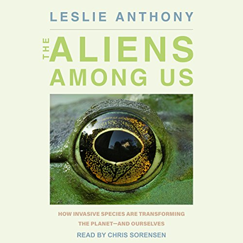 The Aliens Among Us Titelbild