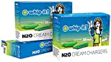 Whip-it! SV-3610 Cream Chargers, Pack of 10, Case of 360