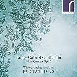 Six Sonates pour Flûte en Quatuors OP 12