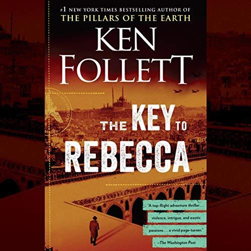 Couverture de The Key to Rebecca