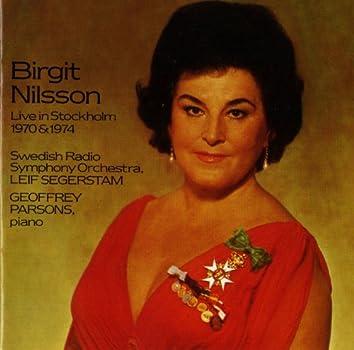 Birgit Nilsson Live in Stockholm (1970, 1973)