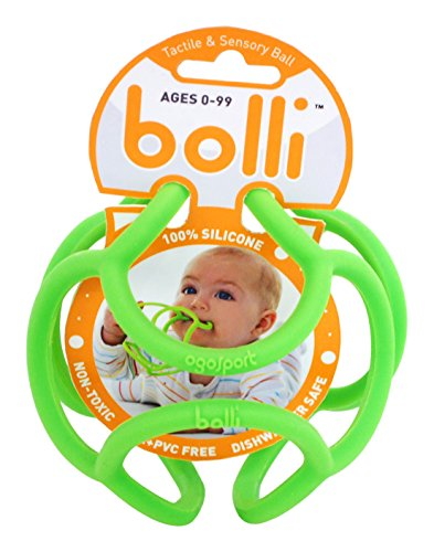 OgoSport Bolli - Flexible Teether Ball...