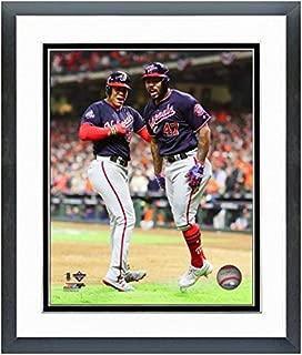 Juan Soto & Howie Kendrick Washington Nationals 2019 World Series Game 7 Home Run Photo (Size: 18