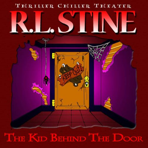 The Kid Behind the Door audiobook cover art