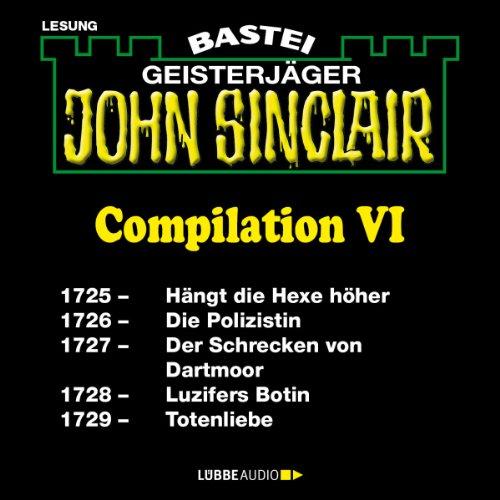 John Sinclair Compilation VI audiobook cover art