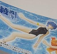 HGIF 新世紀エヴァンゲリオン ビーチサイドコレクション 綾波レイ 競泳水着 単品 HG