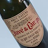 Juvé & Camps Cava Reserva de La Familia Brut Nature (6 botellas de 70 cl)