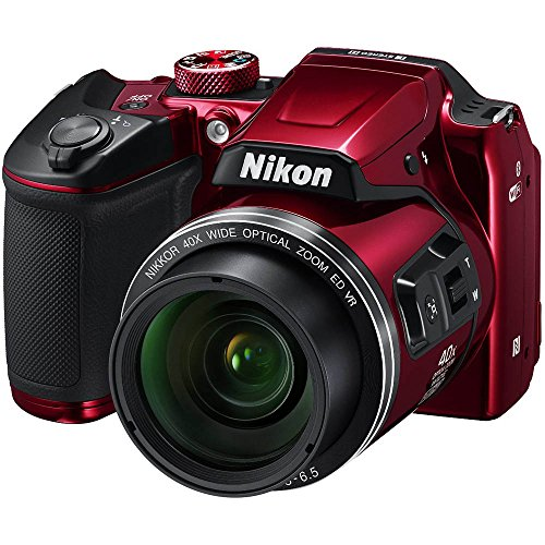 Compare Panasonic LUMIX FZ300 and Nikon COOLPIX B500 Camera