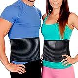 Abdominal Binder Postpartum Belly Wrap - Tummy Tuck Belt Provides Comfortable Stomach Compression