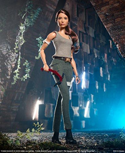 Barbie Tomb Raider Lara Croft FJH53 - 10