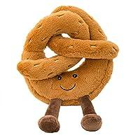 パン ぬいぐるみ 人形 抱き枕 おもちゃ ドール バゲット ブリトー クロワッサン トースト 可愛い 人気 柔らかい 装飾品 子供 女の子 クリスマスプレゼント 誕生日ギフト