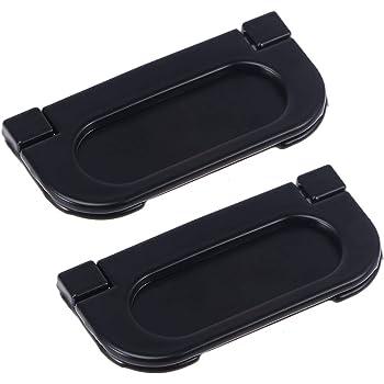 Antikas - uñero para puertas - tirador en diseño concha - tiradores: Amazon.es: Bricolaje y herramientas