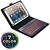Cooper Backlight Executive Étui Clavier HP Slate 10 HD, 10 Plus Coque Cuir 2-1 Folio...