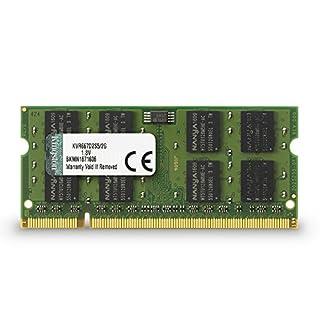 Kingston KVR(677D2S5/2G - Memoria RAM de 2 GB (677 MHz DDR2 Non-ECC CL5 SODIMM, 200-pin, 1.8V) (B000JREMTO) | Amazon price tracker / tracking, Amazon price history charts, Amazon price watches, Amazon price drop alerts