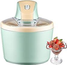 Ice Cream Makers LJ Sorbetière Refrigerante, Sorbetière Turbine à Glace, Machine à Glace électrique, Facile à Nettoyer, Pr...
