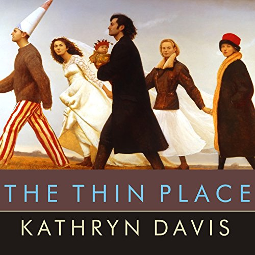 The Thin Place  audiobook cover art