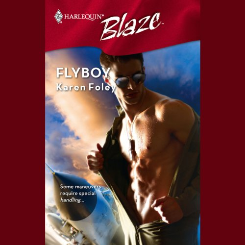 Flyboy audiobook cover art