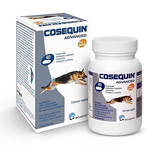 Cosequin SE506112 Cuidado Cadera y Articulaciones Canino DS Msm Ha 120CPD 🔥