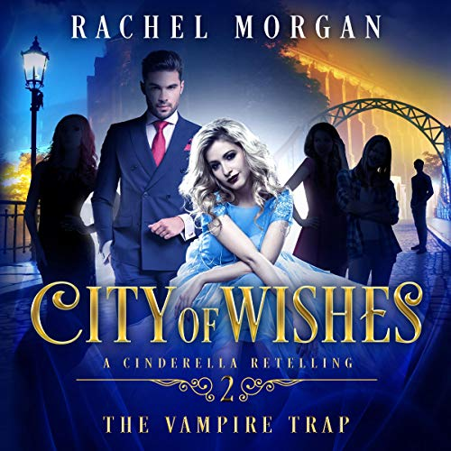 The Vampire Trap audiobook cover art