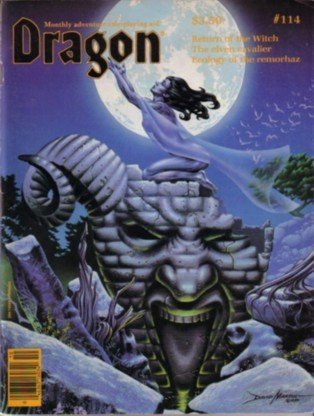 Dragon Magazine, No. 114