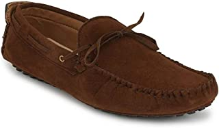 Big Fox Men's Casual Kiltie Tasseled Loafers Shoes