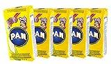 Weisses feines Maismehl, vorgekocht, Kolumbien - Venezuela, Beutel 1,0kg - Harina de Maiz Blanco precocida , 1kg, 5er Sparpack 5 x 1kg. -