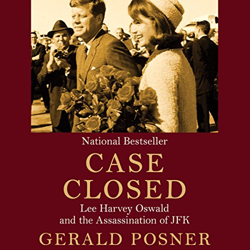 Case Closed audiobook cover art