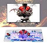 Timstono 3D Pandoras Box Arcade 11S, 3399 Games in 1 - Pandora Arcade Game Console Machine Multiplayer Joystick Buttons Classic Video Game Console, Newest System,Compatible HDMI and VGA.