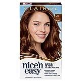 Clairol Nice'n Easy Permanent Hair Dye, 5W Medium Mocha Brown Hair Color, 1 Count