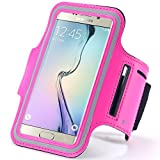 Rose extérieur Course à Pied Sport Gym Brassard Housse pour iPhone 7/6S/Samsung Galaxy S7/S6/A3J3/LG K4/HTC 10/Motorola Moto E...