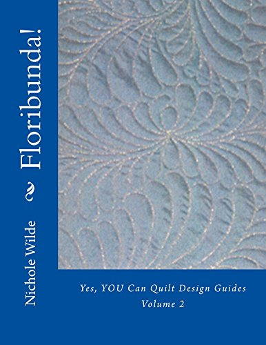 Floribunda (Yes, YOU Can Quilt Design...