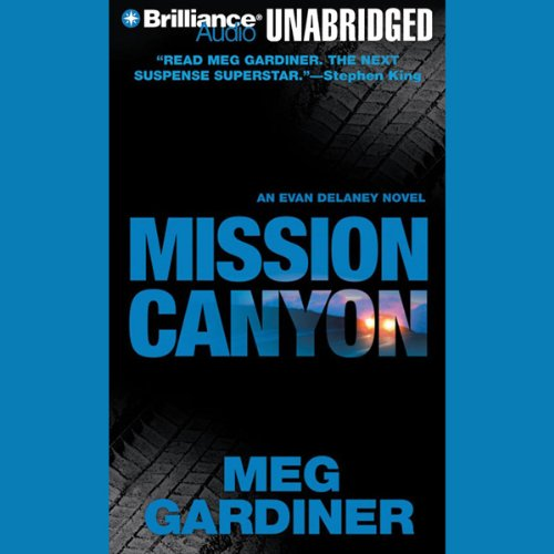 Mission Canyon audiobook cover art