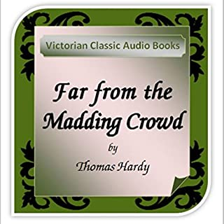 Far from the Madding Crowd audiobook cover art