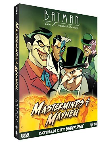 Batman: The Animated Series - Gotham City Under Siege - Masterminds & Mayhem