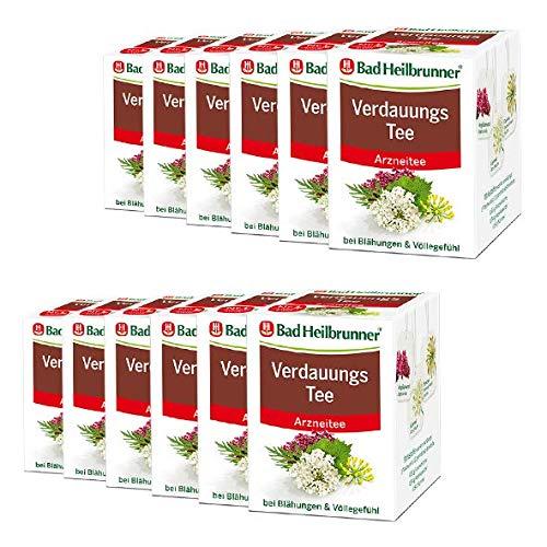 Bad Heilbrunner® Verdauungstee - 12er Pack