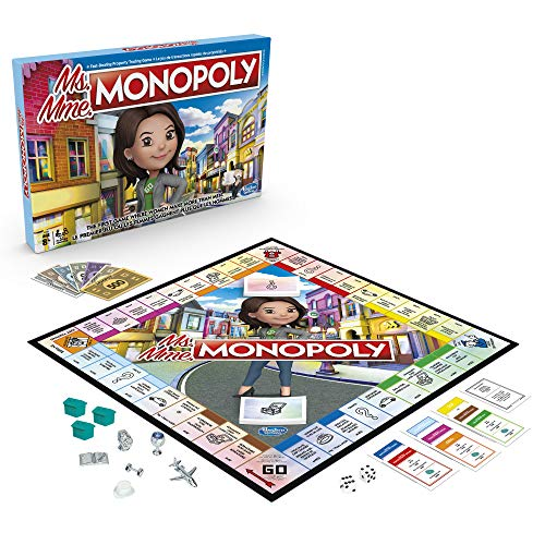 Mme Monopoly - 3