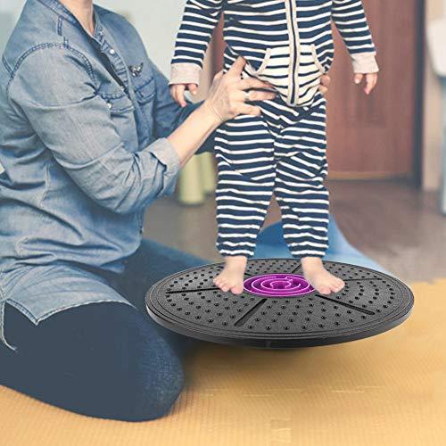 Jimdary Balance Board Comodo e conveniente Leggero per Terapia Fisica, Balance Board Kids, Office Yoga Home Fitness