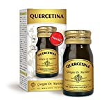 Dr. Giorgini Quercetina - Confezione da 75 pastiglie da 400 mg (75 dosi da 1 pastiglia), 30 g