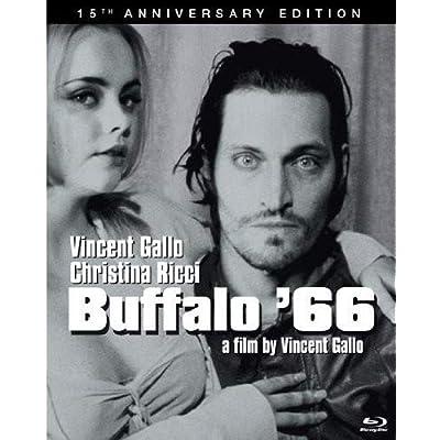 buffalo 66 blu ray