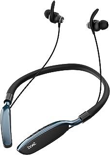 boAt Rockerz 385v2 Bluetooth Neckband with Qualcomm® aptx & CVC, Upto 40 Hours Battery, ASAP Charge, IPX6 Rating and Dual ...
