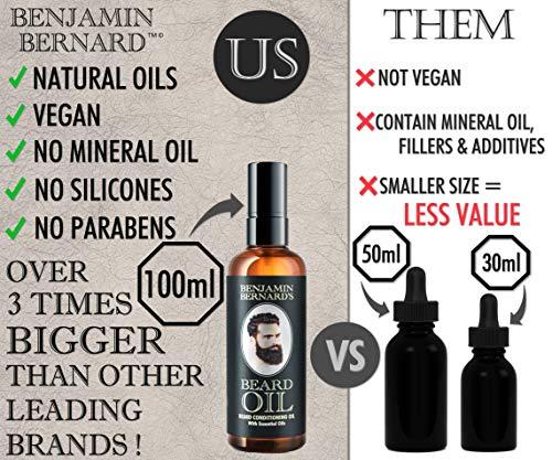Bartöl und Conditioner für Männer Abbildung 3
