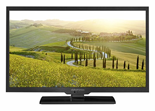 Alphatronics SL-22 DSB+ 56 cm (22 Zoll) TFT-LED-Flachfernseh-DVD-Kombination