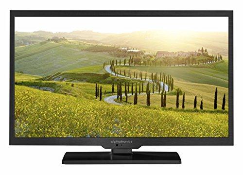 Alphatronics SL-24 DSB+ 61 cm (24 Zoll) TFT-LED-Flachfernseh-DVD-Kombination