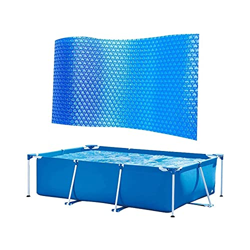 YILEEGOO UV Protection Swimming Pool Cover, Bubble Heat Insulation Film...