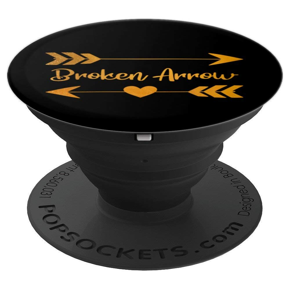 Amazon Com Broken Arrow Ok Oklahoma Funny City Home Usa Women Gift Popsockets Grip And Stand For Phones And Tablets What kept me invested throughout remarkably progressive for 1950, delmer daves' broken arrow sells tolerance, peace and racial. amazon com